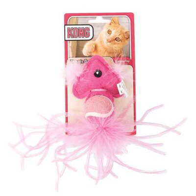 Tennis Ball Fish Catnip Cat Toy