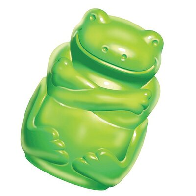 KONG Squeezz Jels Frog Dog Toy