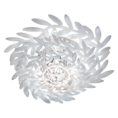 SLAMP Pacis Mini Flush Mount
