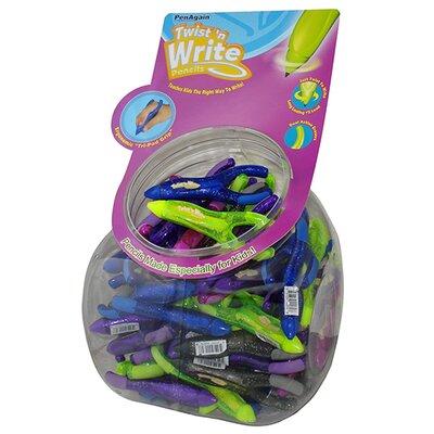 Baumgartens Twist N Write Pencil 48/tub