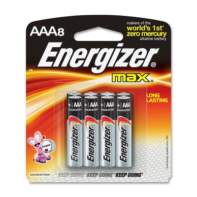 EVEREADY BATTERY Energizer AAA Alkaline Battery