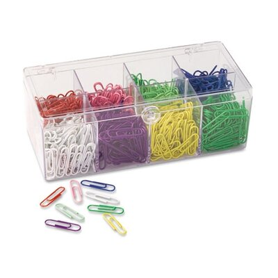 Officemate International Corp Paper Clips, 800/Pack