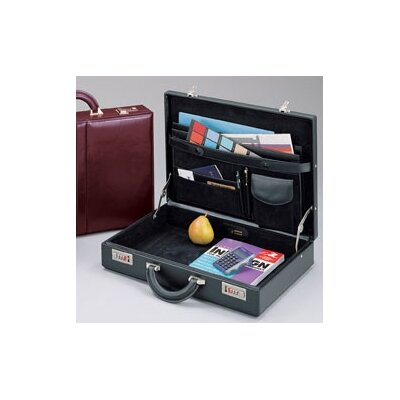 Top Grain Leather Attaché Case