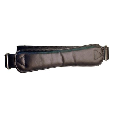 Winn International Extra-Long Ergonomic Leather Shoulder Strap