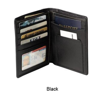 Winn International Deluxe Passport Case