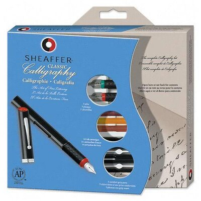 Sheaffer Pen Calligraphy Pen Set