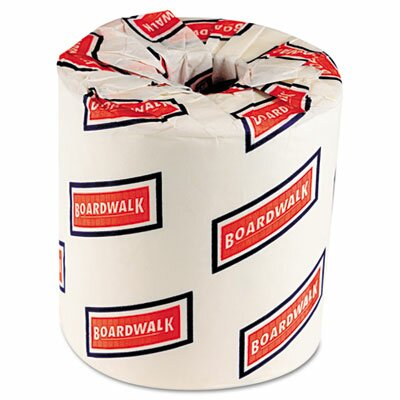 Boardwalk One-Ply Toilet Tissue, 96 Rolls/Carton