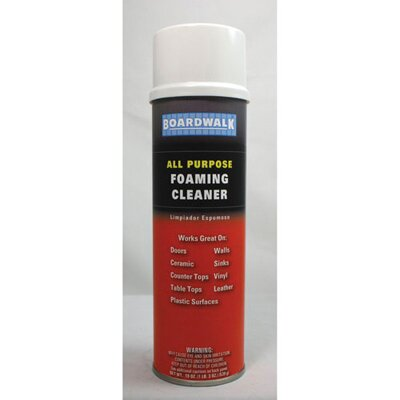 Boardwalk All-Purpose Foaming Cleaner with Ammonia Aerosol Can