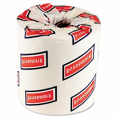 Boardwalk Bathroom Tissue, 96 Rolls/Carton