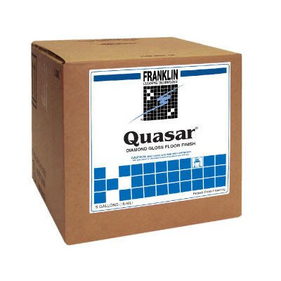 Franklin Cleaning Technology Quasar High Solids Floor Finish Box