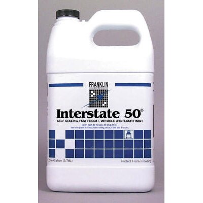 Franklin Cleaning Technology Interstate 50 Floor Finish Bottle