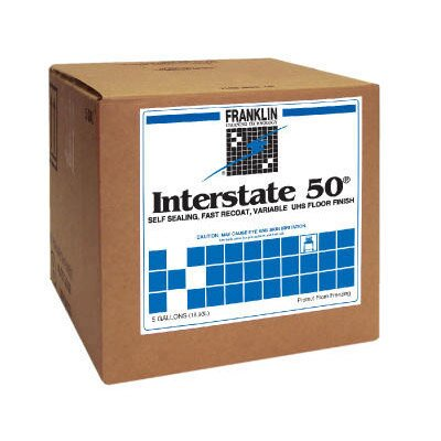 Franklin Cleaning Technology Interstate 50 Floor Finish Box