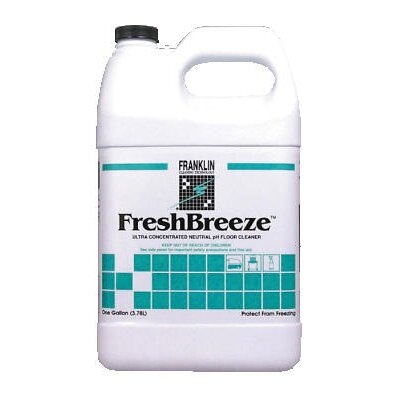 Franklin Cleaning Technology FreshBreeze Ultra Concentrated Neutral pH Cleaner Bottle