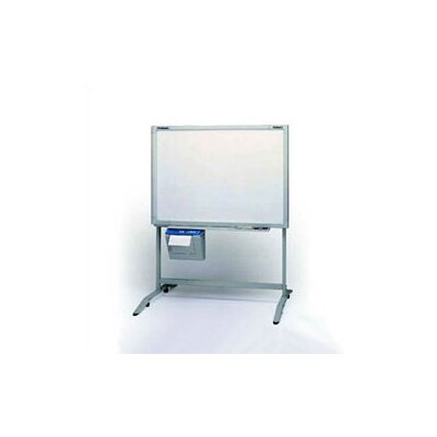 Panasonic® 2-Panel Wide Screen Electronic White Board with Integrated Plain Paper Printer