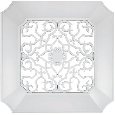 Panasonic® Ornate Designer Grille