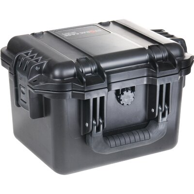 "Pelican Storm Shipping Case with Foam: 9.8"" x 11.8"" x 7.7"""