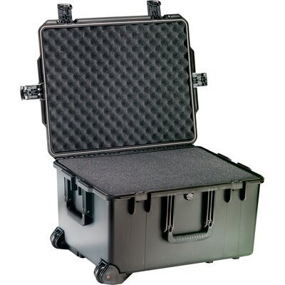 "Pelican Storm Shipping Case without Foam: 19.7"" x 24.6"" x 14.4"""