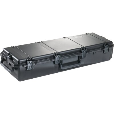 "Pelican Storm Long Case with Foam: 16.5"" x 47.2"" x 9.2"""