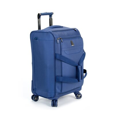 "Delsey Helium X'Pert Lite 21"" Spinner Carry-On Duffel"