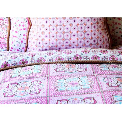 Caden Lane Modern Vintage Girl Duvet Cover Collection