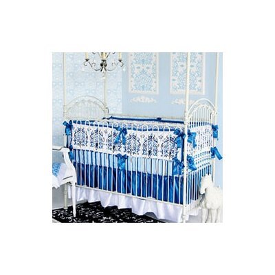 Caden Lane Preston 4 Piece Crib Bedding Set