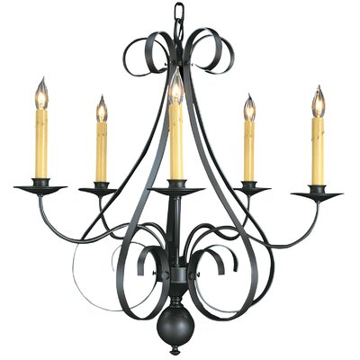 Framburg Roanoke 5 Light Dining Chandelier