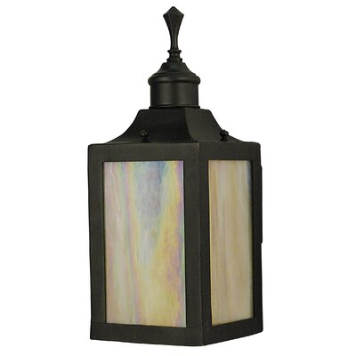 Framburg Evolution 1 Light Wall Lantern