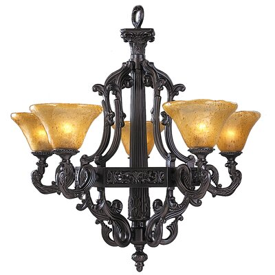 Framburg Bellagio D4 Lighting Chandelier