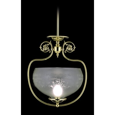 Framburg Chancery 1 Light Foyer Pendant