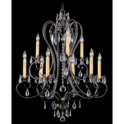 Liebestraum 9 Light Dining Chandelier