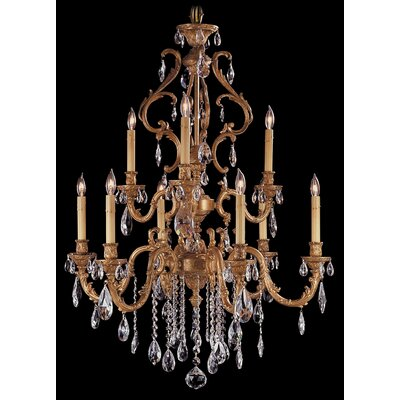 Appassionata 9 Light Dining Chandelier