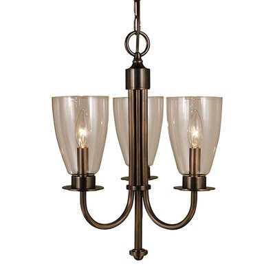 Nautique 3 Light Dinette Chandelier