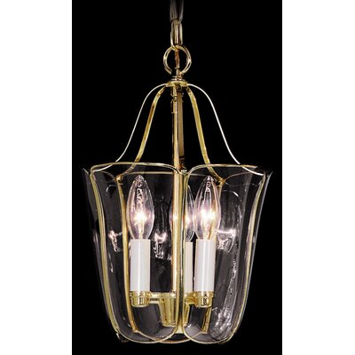 Framburg Yorkshire 3 Light Foyer Chandelier