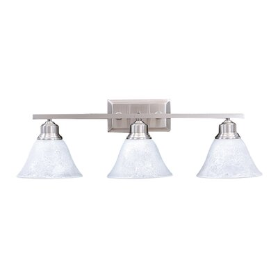 Framburg Bellevue 3 Light Vanity Light