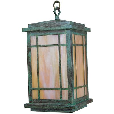 Arroyo Craftsman Avenue 1 Light Outdoor Hanging Lantern