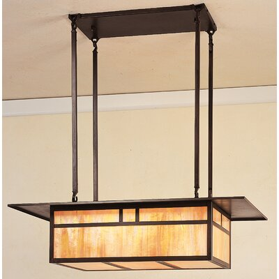 "Arroyo Craftsman Huntington 27"" Foyer Pendant"