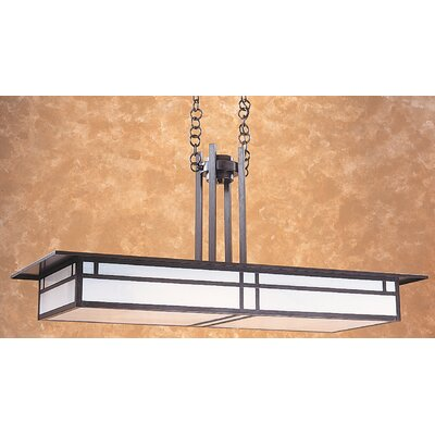 "Arroyo Craftsman Huntington 48"" Foyer Pendant"