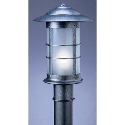 Arroyo Craftsman Newport 1 Light Outdoor Post Lantern