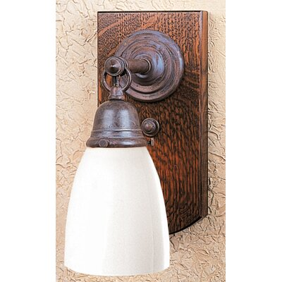 Arroyo Craftsman Thorsen Downlight 1 Light Wall Sconce