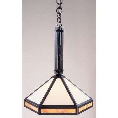 Arroyo Craftsman Etoile 1 Light Foyer Pendant