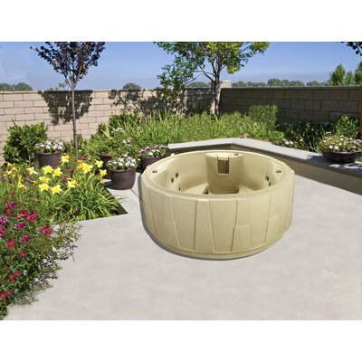 Atlantic Outdoor Atlantic Outdoor WF200-GG-S Standard Spa Silver