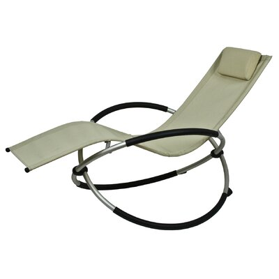 Foldable Aluminum Zero Gravity Chair
