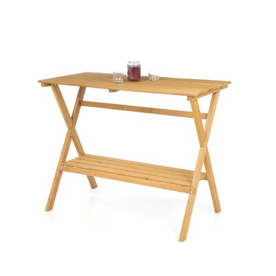 Atlantic Outdoor Simple Potting Coffee Table