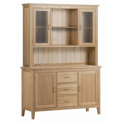 Kelburn Furniture Carlton Ash Glazed Dresser Top