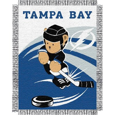 Northwest Co. NHL Baby Triple Woven Jacquard Throw