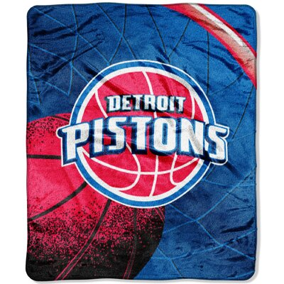 Northwest Co. NBA Reflect Plush Throw
