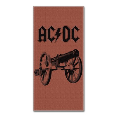 Northwest Co. AC/DC Beach Towel