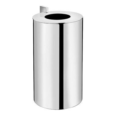 WS Bath Collections Kubic Cool Waste Basket