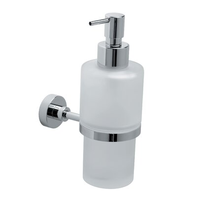 WS Bath Collections Baketo Soap Dispenser Holder