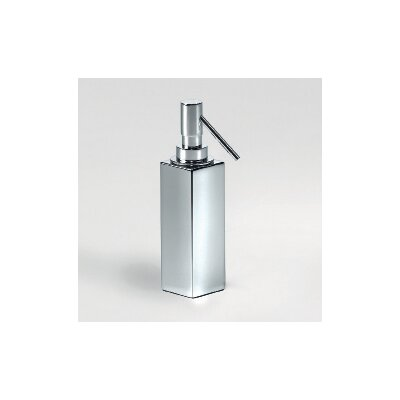 WS Bath Collections Complements Metric Free Standing Soap Dispenser